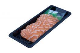 Sashimi saumon